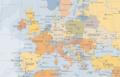akustik billede verdenskort nr 2